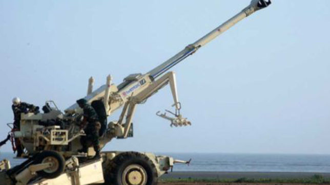 CBI initiates enquiry over supply of Chinese parts for India-made Bofors guns