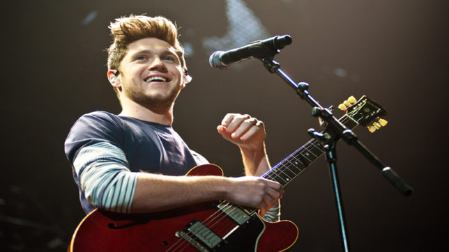 Hollywood doesn't tempt former One Direction Star Niall Horan