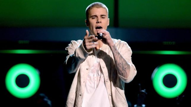 Pop star Justin Bieber taking time for personal life