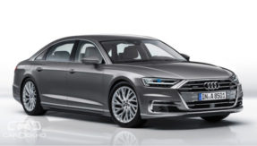 Brace yourself as Audi reveals its fourth generation A8