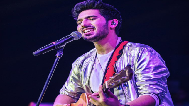 Musicians should be first choice for concerts, not actors: Armaan Malik