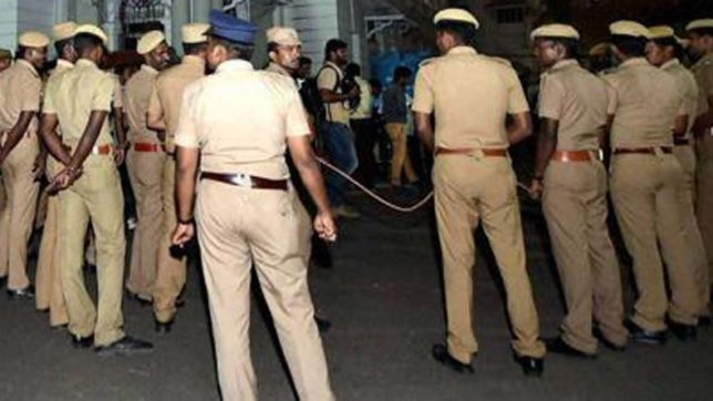 Anti-terror search operation end at Hyderabad apartment