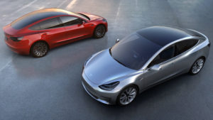 Tesla, Model 3, Los Angeles, Fremont, California, USA, Elon Musk, Tesla Model 3, Electric Carmaker, Electric Cars