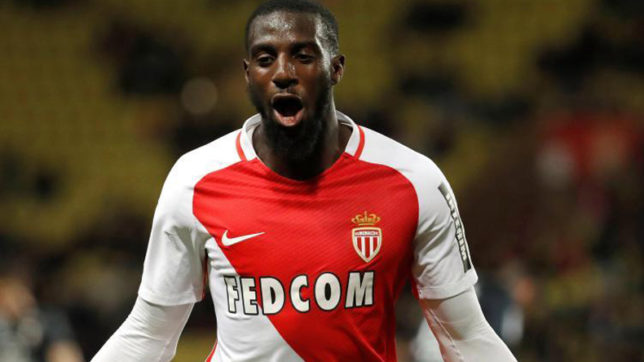 Chelsea completes the signing of Tiemoue Bakayoko from AS Monaco