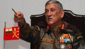 Amarnath terror attack: Army chief General Bipin Rawat in Srinagar to review security