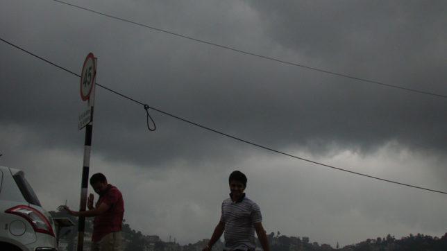High alert in 10 UP districts over heavy rains