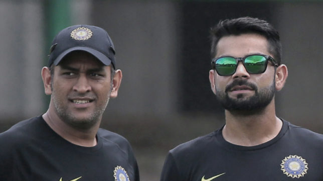 You don't need to tell MS Dhoni how to play, says Virat Kohli