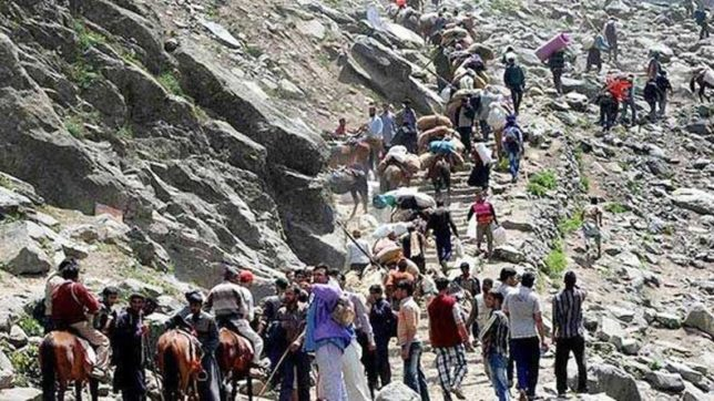 Amarnath attack: Bus targetted by mililants not registered with the shrine board