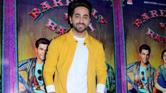 I'm open to doing experimental roles: Ayushmann Khurrana