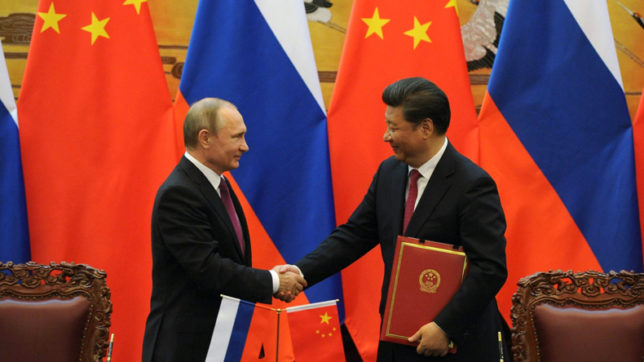China, Russia to further deepen partnership
