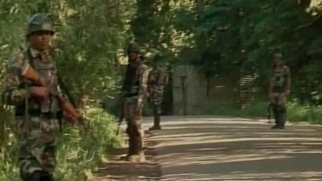 Gunfight between terrorists and security forces underway in J&K's Anantnag; 1 civilian killed