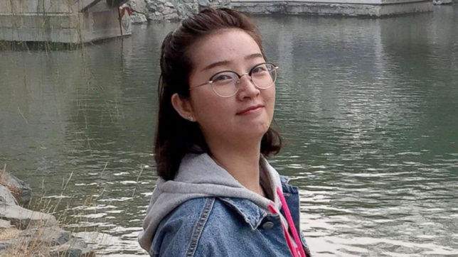 FBI arrests man in connection to Chinese student's disappearance