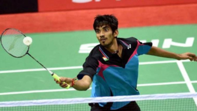 No. 8 in BWF Rankings, Srikanth Kidambi leads at No. 1 in commercial world