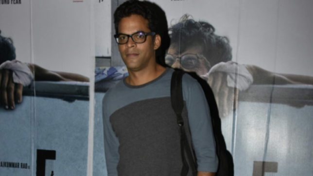 We're still together at Phantom Films: Vikramaditya Motwane