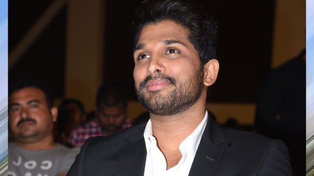 Actor Allu Arjun to undergo physical makeover for 'Naa Peru Suryaa'