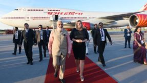 PM Modi, President Xi Jinping come face to face in Hamburg