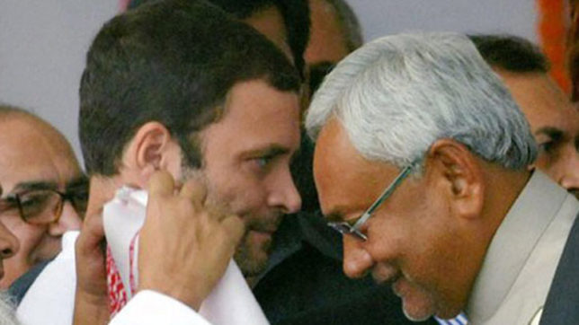 Bihar row: Black day for democracy, says Congress