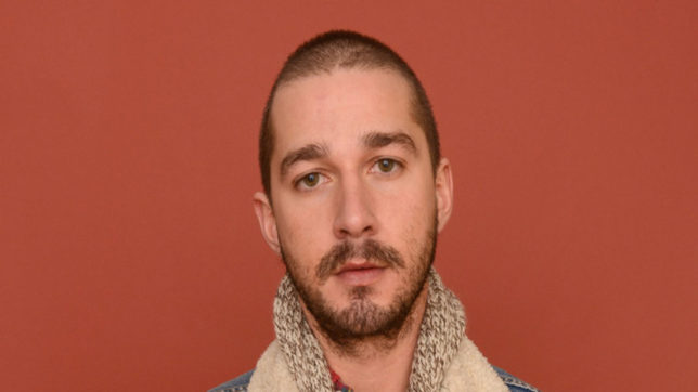 Shia LaBeouf released from prison on a $7,000 bond