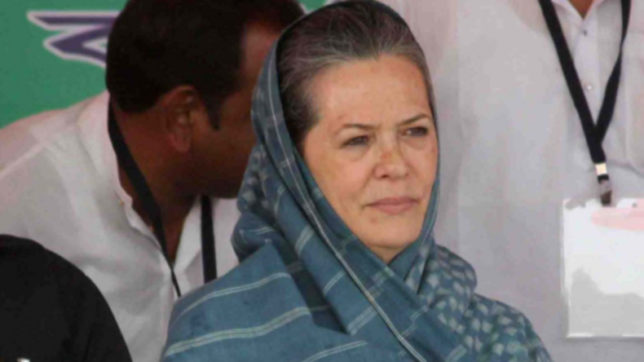 Sonia Gandhi attacks Modi government, seeks conscience vote in presidential poll