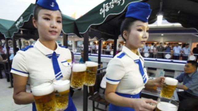 North Korea cancels beer festival due to drought