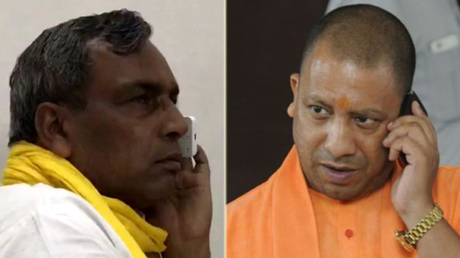 Yogi Adityanath gets untimatum, UP minister threatens to quit demanding officer transfer