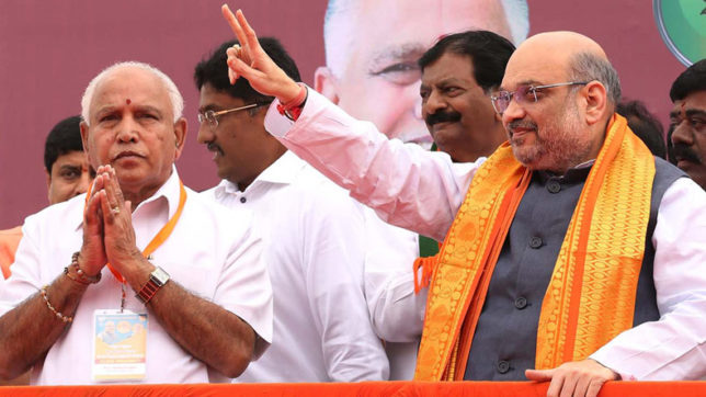 Government on right track in J&K: BJP President Amit Shah