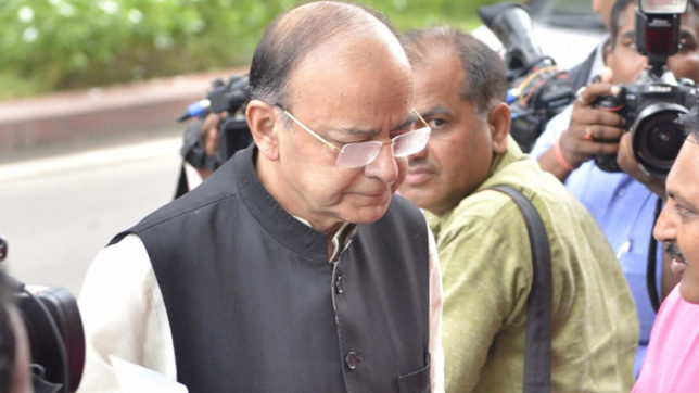 Government has not written off any corporate loans: Arun Jaitley