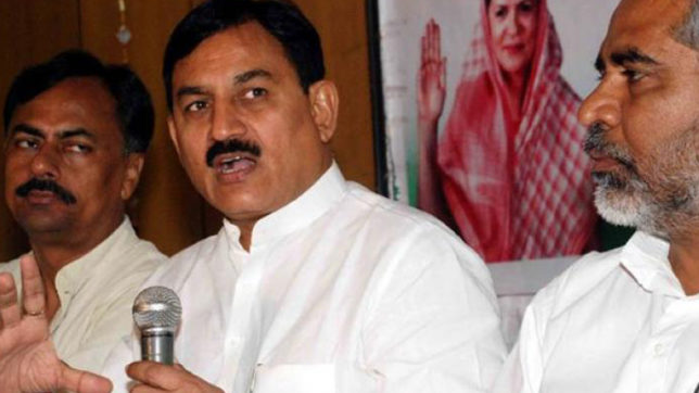 Not inviting NCP for Kisan rally, says Congress' Gujarat unit