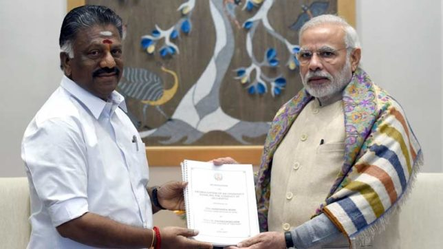 Both factions of the AIADMK likely to join NDA fold this week Source