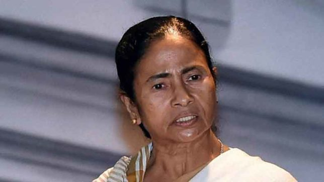 CPI-M maintaining double standards on Darjeeling unrest Mamata