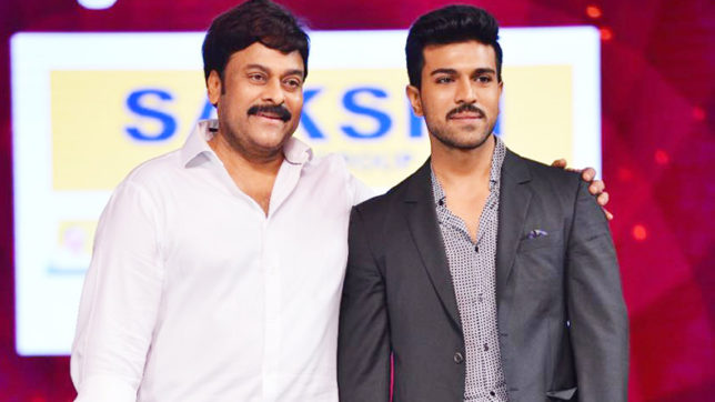 Chiranjeevi's Birthday: Five things Ram Charan loves about his dad