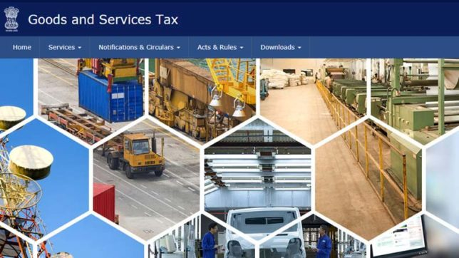 Confusion among traders as GST filing site stops functioning