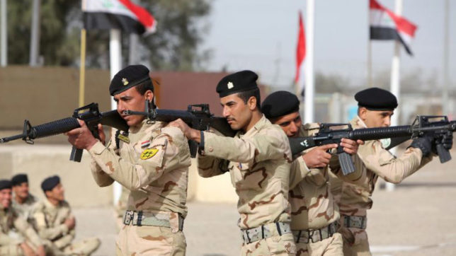 Iraqi forces tighten grip on IS stronghold in Tal Afar