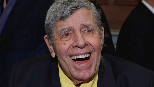 Hollywood mourns 'Beatle of comedy' Jerry Lewis