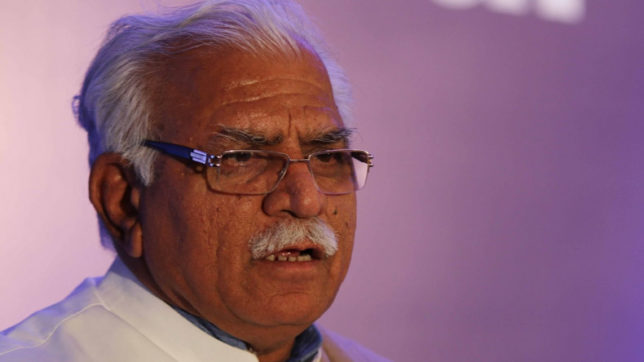 No one is above the law: CM Khattar on Ram Rahim sentencing