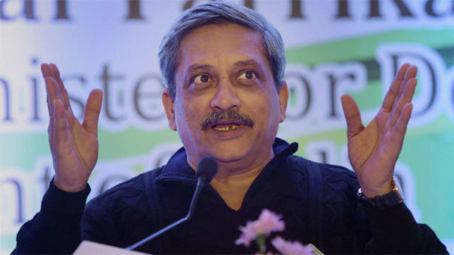 My health is perfect, vested interests spreading rumours, says Manohar Parrikar