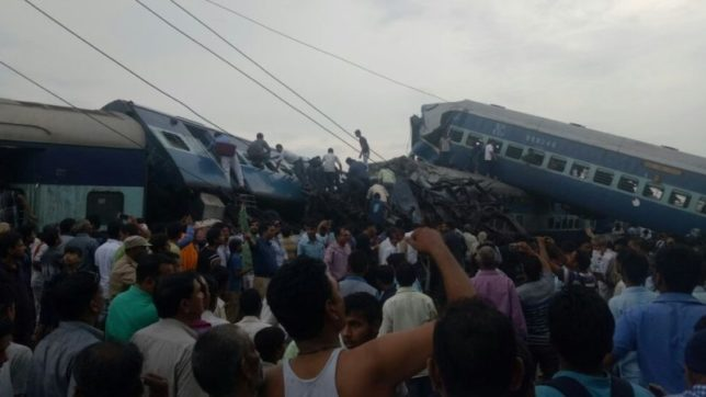 Muzaffarnagar train tragedy: Case registered against unknown persons