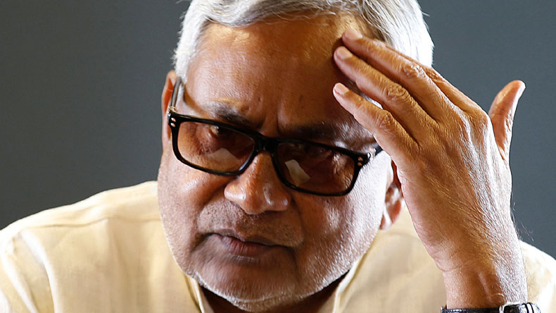 Once respected stalwart, Nitish Kumar is Amit Shah's servant now: Congress