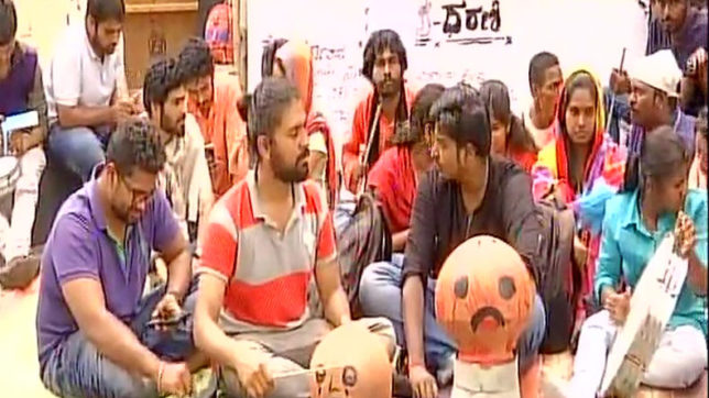 NSD Bengaluru students, staff evicted over unpaid rent