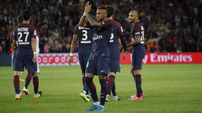 PSG come from behind to thrash Tolouse 6-2 in Neymar inspired victory