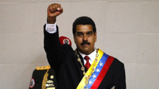 Venezuelan military to support President Maduro against US sanctions