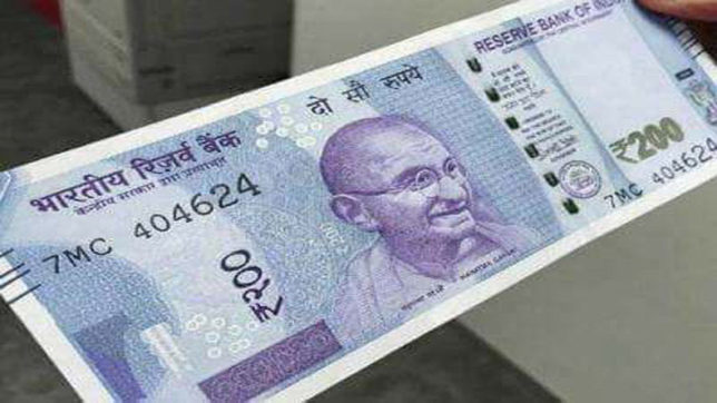 RBI to release Rs 200 notes beginning September: Finance Ministry