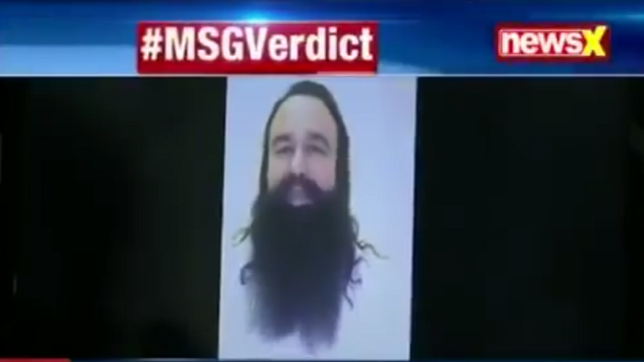 Ram Rahim in a video message urges Dera followers to go home, maintain peace