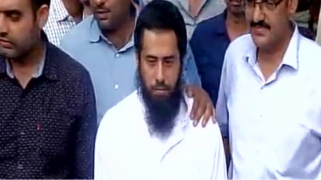 Wanted Al-Qaeda terrorist arrested from Delhi airport