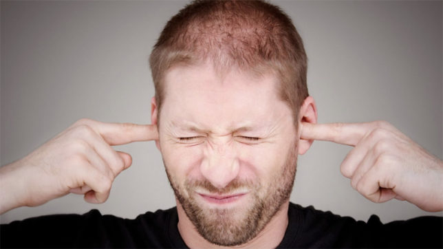 Ringing in ears causes brain to stay more at attention