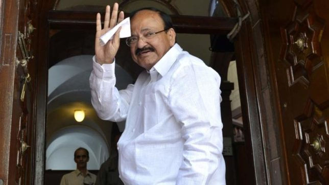 All set for vice presidential poll, Venkaiah Naidu looks set to win