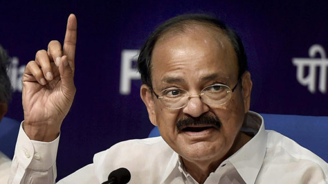 Government schemes should reach every section: Naidu