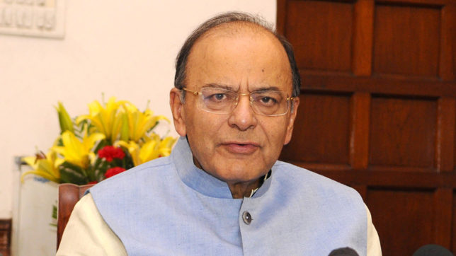 Right to privacy subject to 'reasonable' restrictions: Arun Jaitley