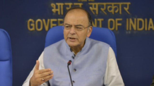 No confusion about figures by PM in Independence-Day speech: Arun Jaitley