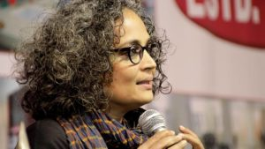 Arundhati Roy, author Arundhati Roy, Arundhati Roy books, Arundhati Roy Booker prize, The God of Small Things, The God of Small Things author, india news, newsX